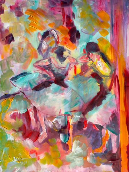 Jade Webber _Ballerinas
